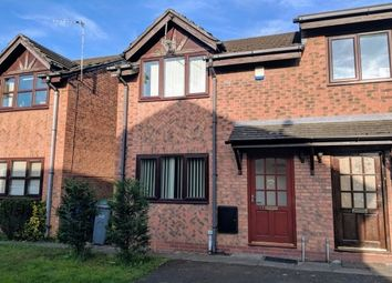 Thumbnail 2 bed mews house to rent in Plattbrook Close, Fallowfield