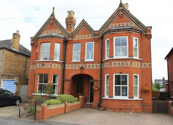 Thumbnail 5 bedroom semi-detached house for sale in Grange Road, Egham