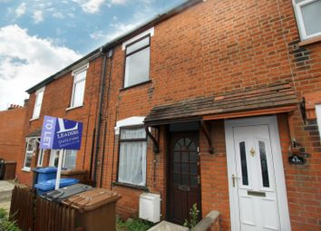 Thumbnail 2 bed terraced house to rent in Beaconsfield Road, Ipswich