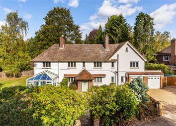 5 bed detached house for sale in Hook Heath, Woking, Surrey GU22