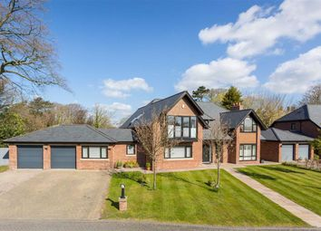 Thumbnail 5 bed detached house for sale in The Shires, Lea, Preston