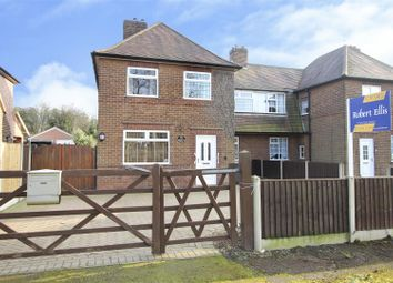 Thumbnail 3 bedroom property for sale in Derbyshire Avenue, Trowell, Nottingham