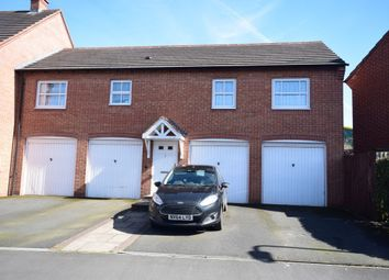 Thumbnail 2 bed flat for sale in Gambrell Avenue, Whitchurch