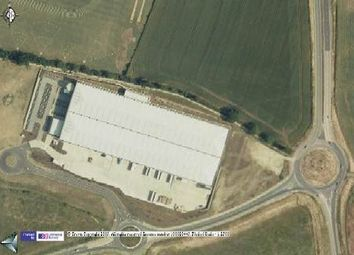 Thumbnail Land for sale in John Clark Way, Rushden, Northants