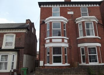Thumbnail 1 bed flat to rent in Gawthorne Street, Nottingham