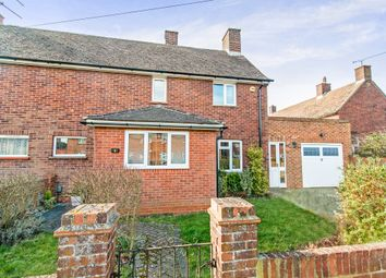 Thumbnail 3 bed semi-detached house for sale in Pemerton Road, Basingstoke