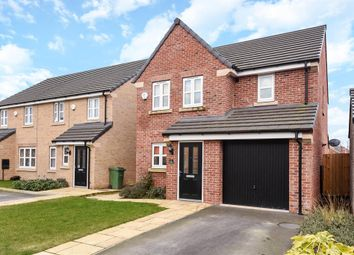 Thumbnail 3 bed detached house for sale in Strong Avenue, Pocklington, York