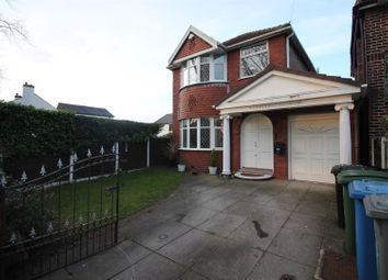 Thumbnail 3 bed detached house for sale in Lostock Road, Urmston, Manchester