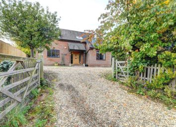 Thumbnail 4 bed detached house for sale in Hill Road, Lewknor