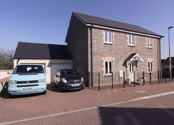 4 bed detached house for sale in Hillside Drive, Okehampton EX20