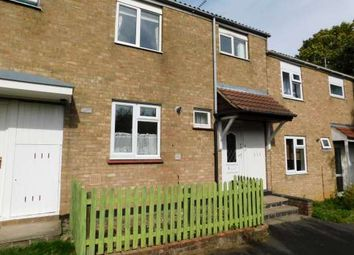 Thumbnail 3 bed terraced house to rent in The Dell, Woodston