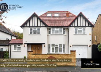 5 bed detached house for sale in Oxhey Road, Watford WD19
