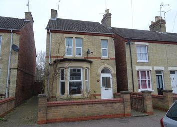 Thumbnail 1 bed flat to rent in Granville Street, Peterborough
