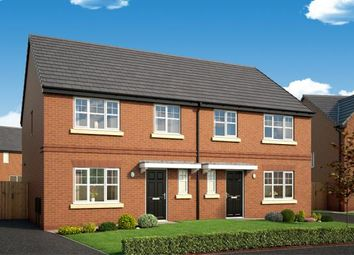 "Thumbnail 3 bed property for sale in ""The Kellington At Willow Park "" at Thirlmere Drive, Middleton, Manchester"