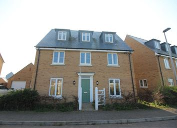 Thumbnail 4 bed detached house to rent in 20 Trafalgar Drive, Brooklands, Milton Keynes, Buckinghamshire