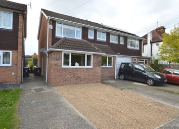 Thumbnail 3 bedroom semi-detached house for sale in Grape Vine Close, High Wycombe