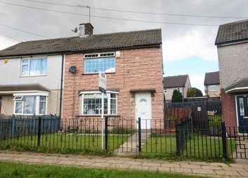 Thumbnail 2 bed semi-detached house for sale in Kirkwall Drive, Holme Wood, Bradford