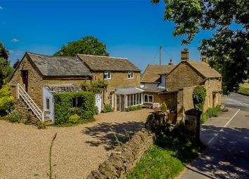 Thumbnail 6 bed detached house for sale in Naunton, Cheltenham, Gloucestershire