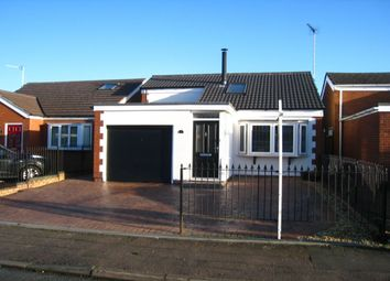 Thumbnail 4 bedroom bungalow for sale in Abergavenny Walk, Binley, Coventry