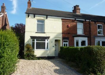 Thumbnail 3 bed terraced house to rent in Station Road, Healing, Grimsby