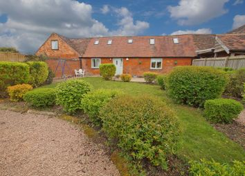 Thumbnail 4 bed barn conversion for sale in Rectory Lane, Upton Warren, Bromsgrove