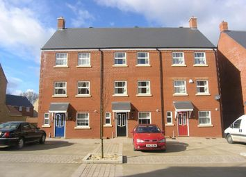 Thumbnail 3 bed property to rent in Phoenix Gardens, Oakhurst, Swindon