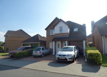 Thumbnail 4 bed detached house for sale in Streatham Place, Bradwell Common, Milton Keynes, Buckinghamshire