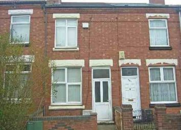 Thumbnail 4 bedroom terraced house to rent in Terry Road, Coventry