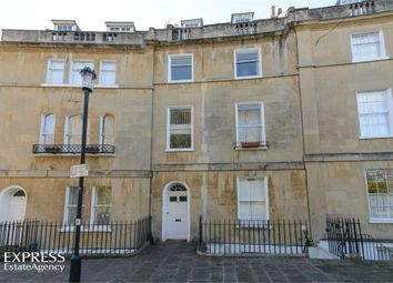 Thumbnail 2 bed flat for sale in Widcombe Crescent, Bath, Somerset