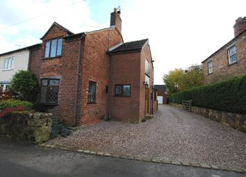 Thumbnail 2 bed semi-detached house for sale in Beswick Lane, Norton-In-Hales, Market Drayton