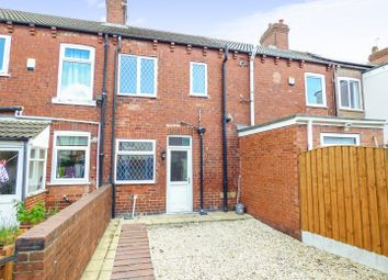 Thumbnail 2 bed terraced house for sale in Rhyl Street, Featherstone, Pontefract