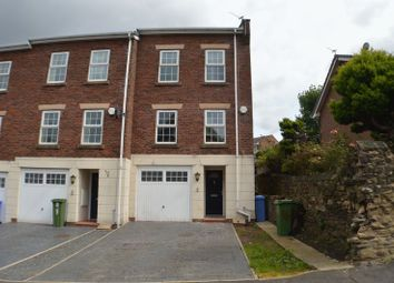 Thumbnail 3 bed semi-detached house for sale in Zetland Mews, Dukinfield