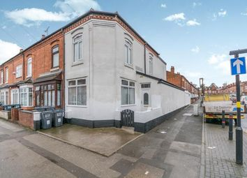 Thumbnail 3 bedroom end terrace house for sale in Percy Road, Birmingham, West Midlands