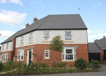 "Thumbnail 4 bedroom detached house for sale in ""Ashtree"" at Melton Road, Queniborough, Leicester"