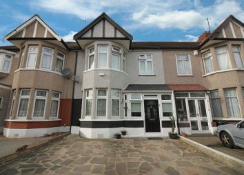 Thumbnail 3 bed terraced house for sale in Collinwood Gardens, Ilford