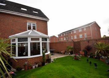 Thumbnail 3 bedroom semi-detached house for sale in Ionian Drive, City Point, Derby
