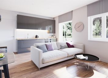 Thumbnail 1 bed flat for sale in St. Andrews Road, Northampton