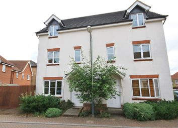 Thumbnail 4 bed property to rent in Pishmire Close, Three Score, Norwich