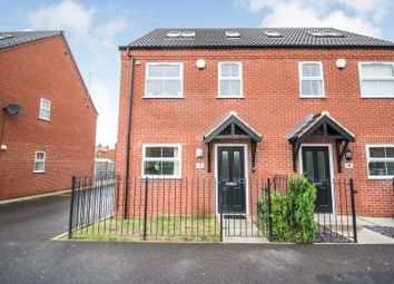 Thumbnail 3 bed semi-detached house for sale in Quarry Way, Somercotes, Alfreton