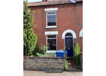 3 bed terraced house to rent in Glebe Road, Norwich NR2