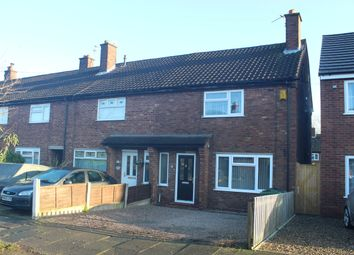 2 bed terraced house for sale in Old Hall Road, Northwich CW9