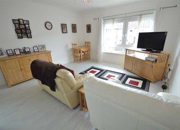 Thumbnail 2 bed flat for sale in Buckie Walk, Bellshill