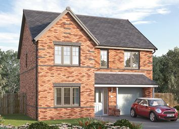 "Thumbnail 4 bed detached house for sale in ""The Sudbury"" at Cranleigh Road, Woodthorpe, Mastin Moor, Chesterfield"