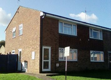 Thumbnail 1 bed maisonette to rent in Rudge Close, Lordswood