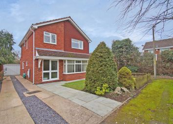 Thumbnail 4 bed detached house for sale in Prestbury Close, Redditch
