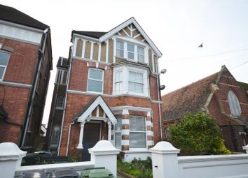 Thumbnail 1 bed flat to rent in Clifford Road, Bexhill On Sea