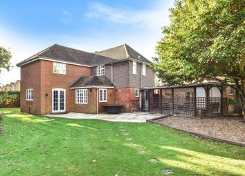 Thumbnail 4 bed detached house for sale in Manor Road, Wokingham