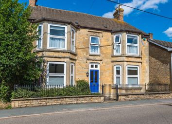 Thumbnail 6 bed property for sale in Church Street, Deeping St. James, Peterborough