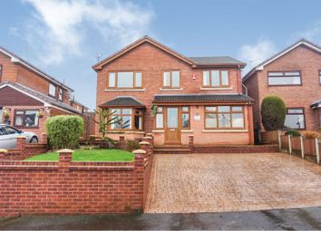 Thumbnail 4 bed detached house for sale in Newbury Grove, Heywood