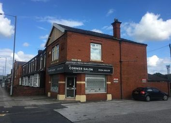 Thumbnail Retail premises for sale in 560 Tonge Moor Road, Bolton, Lancashire